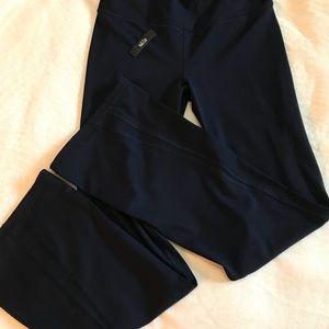 Victoria's Secret Knockout Pant Navy Sz M Reg